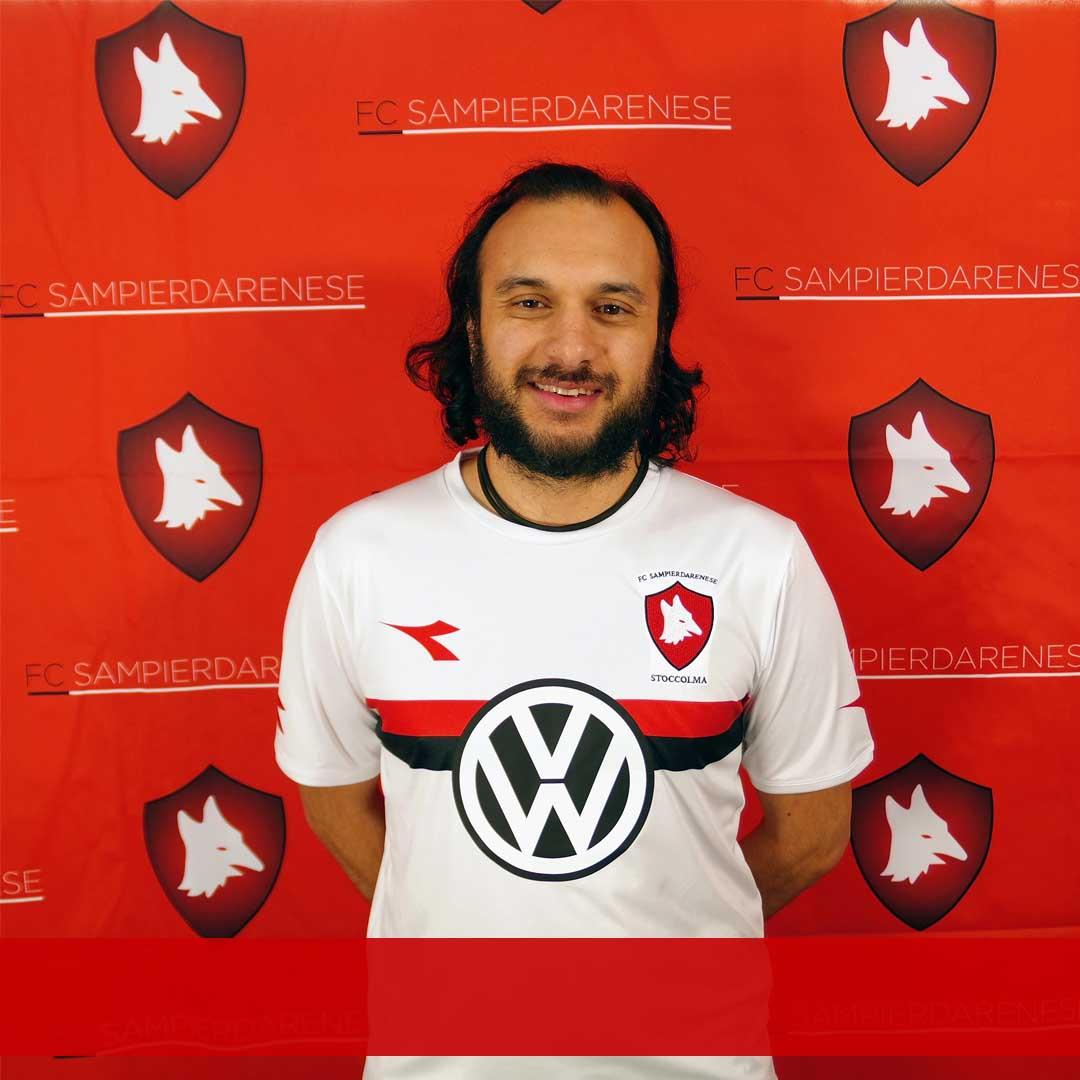 14 Farzad Nouri