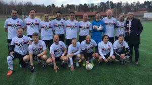 Matchrapport: FC Samp – Tudor Arms FC