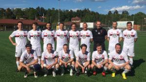 Matchrapport:FC Sampierdarenese – Stockholmsatleterna