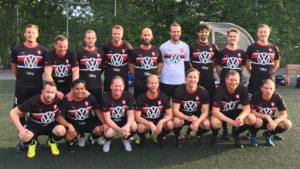 Matchrapport: FC Tolkarna – FC Sampierdarenese