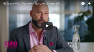 Vi är glada över vårt samarbete med Euro Accident!