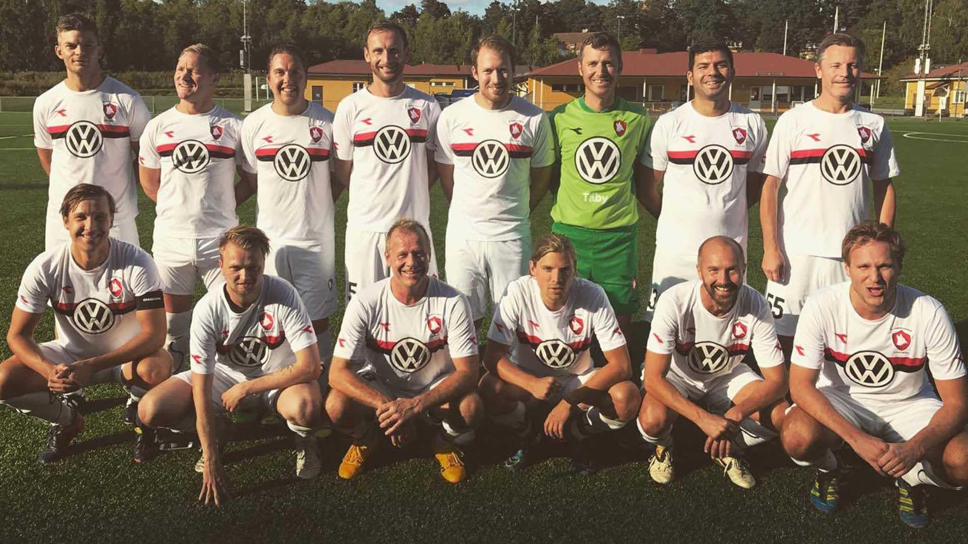 Matchrapport: FC Samp – GIH FF