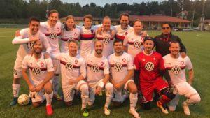 Matchrapport: FC Samp – Kungsholmens FK
