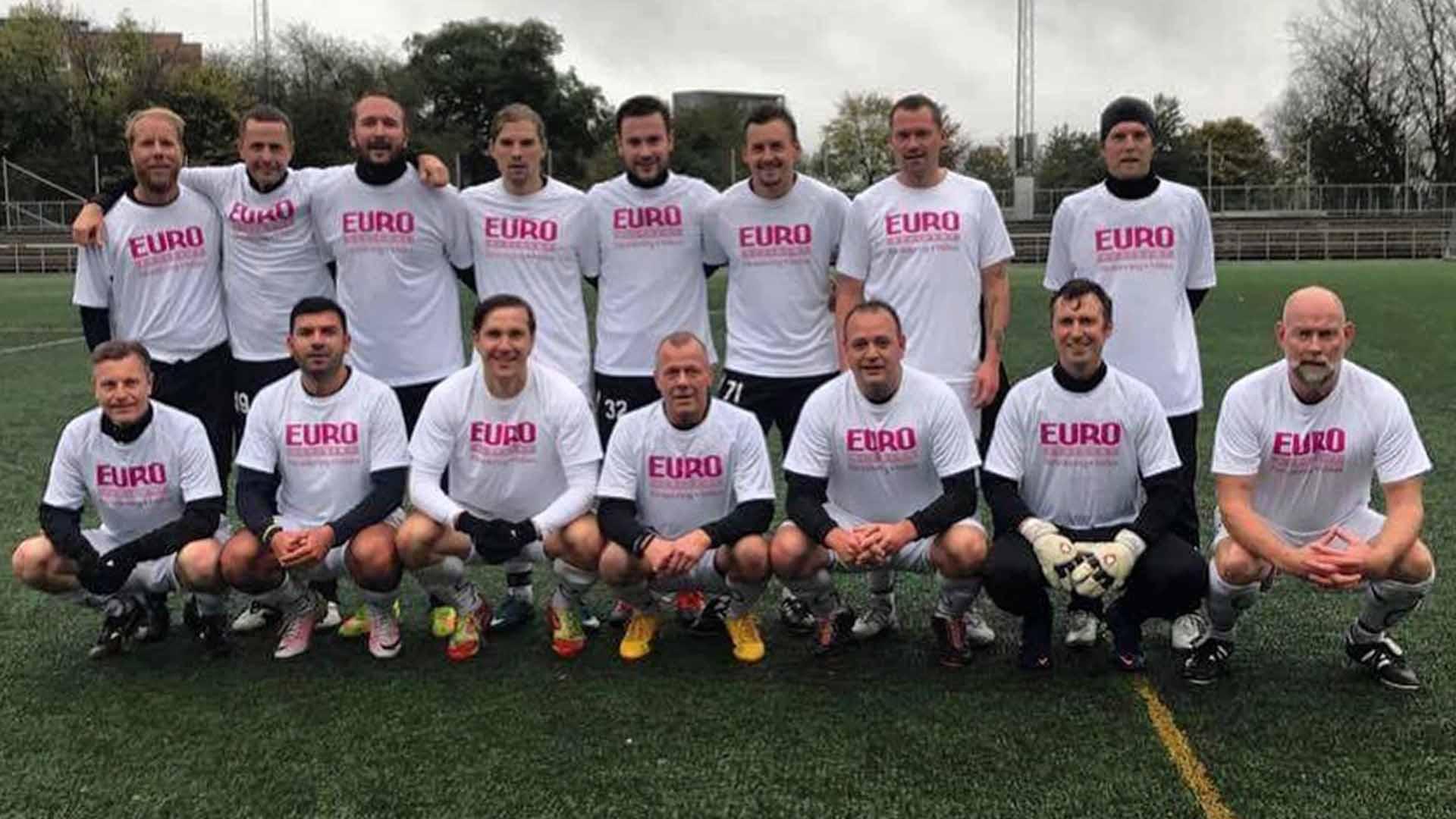 Matchrapport: Tudor Arms – FC Samp