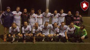 Matchrapport: FC Sampierdarenese – FC Tensta