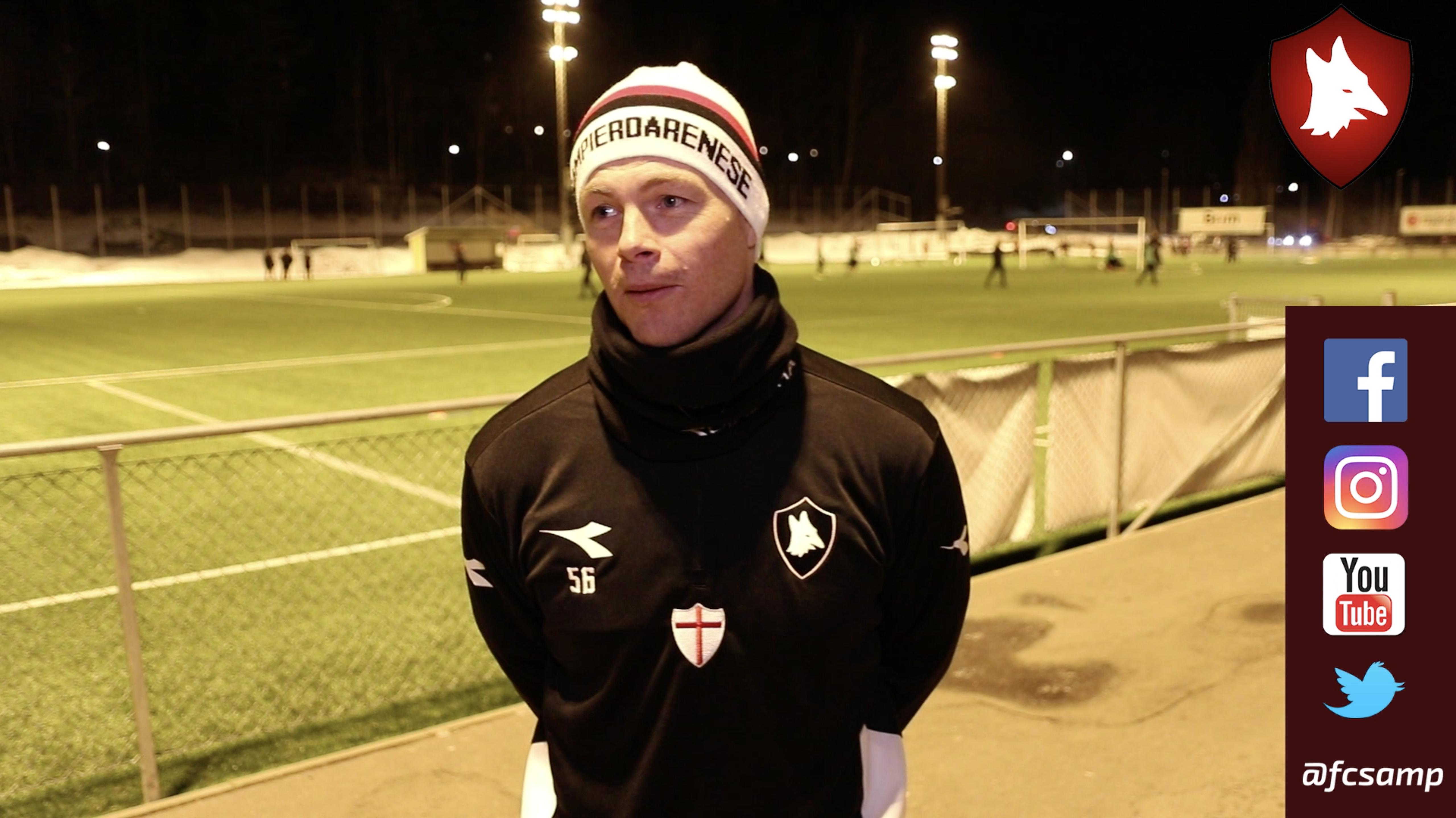 Kenneth Høie – nyförvärv FC Samp