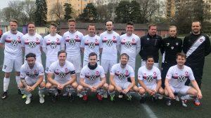 Omgång 2. Matchrapport: Tolkarna – FC Samp