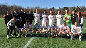 Matchrapport: FC Samp – Gärdets FF