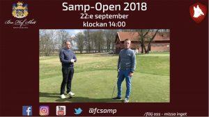 Inför Samp-Open