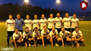 Matchrapport omgång 14. AK Stockholmsatleterna – FC Sampierdarenese