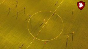 Matchrapport omgång 16. FC Samp – AC Azzurri
