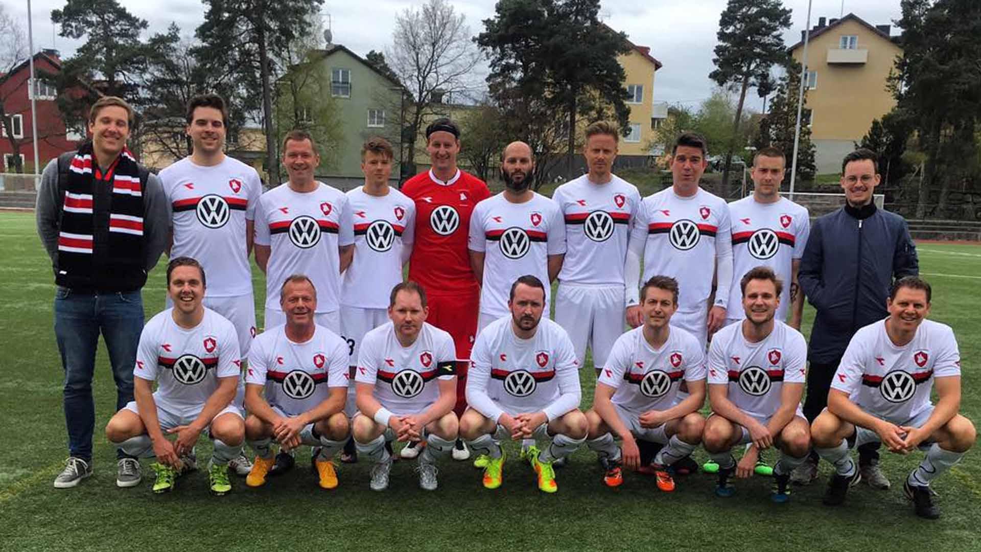 Matchrapport Kungsholms FK – FC Sampierdarenese