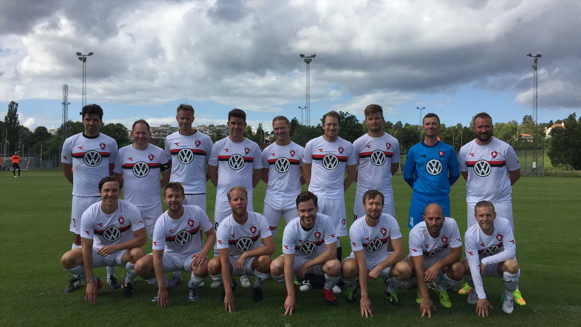 Matchrapport: Gazoliners – FC Sampierdarenese
