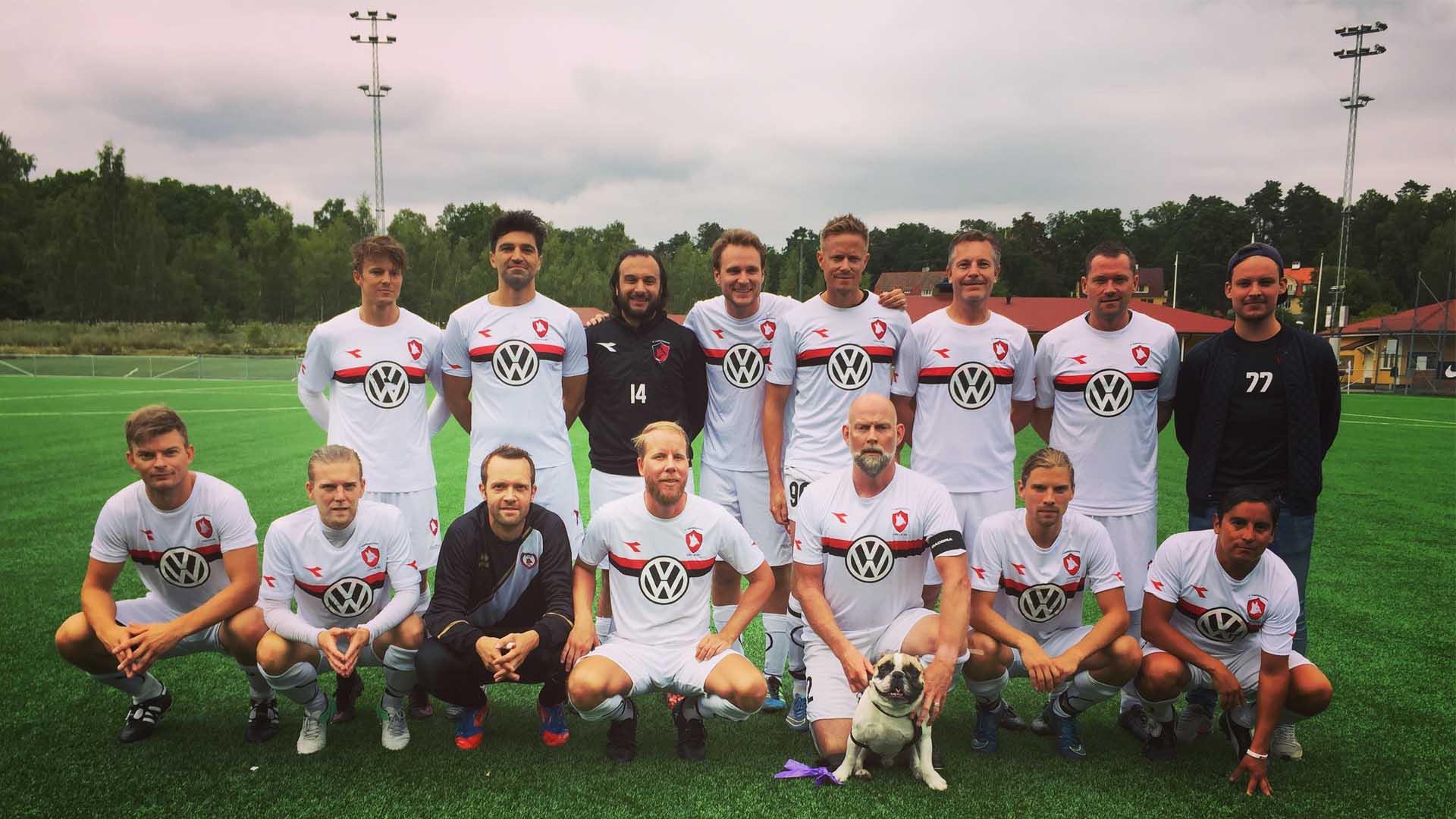 Matchrapport FC Sampierdarenese – FC Visslarna