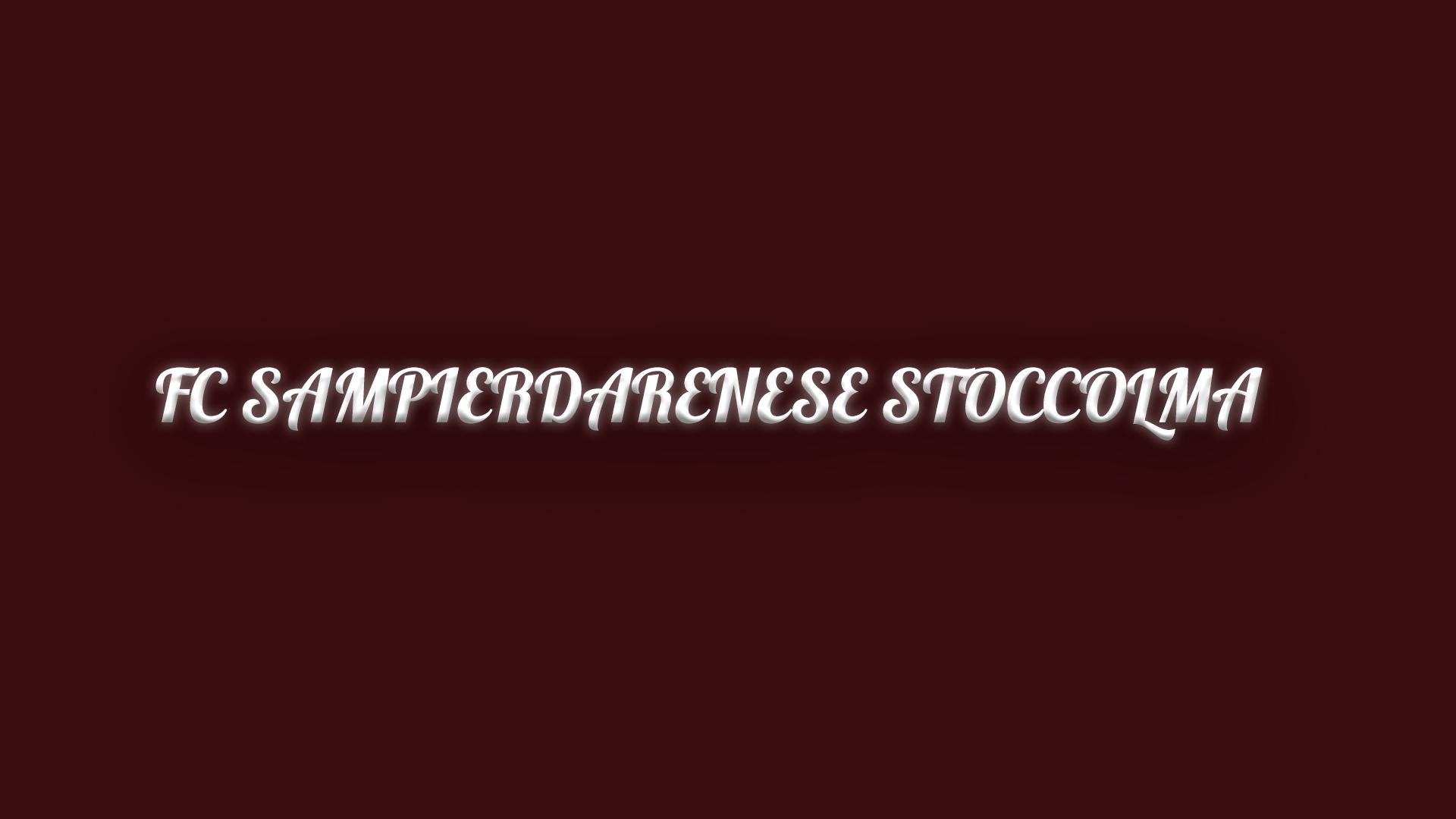 Plattmatch av FC Sampierdarenese