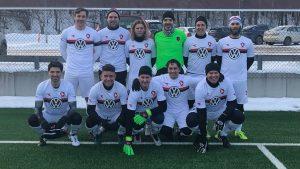 Matchrapport: FC Samp – Lokomotiv Blackeberg