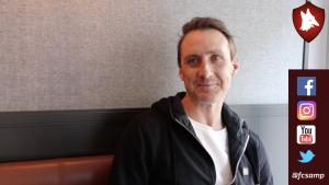 Andreas Johansson – nyförvärv FC SAMP