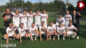 Omgång 12. Matchrapport: FC Samp – Kronobergs BK