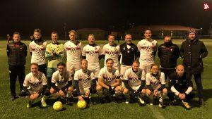 Sthlm Cup omgång 2. Matchrapport: FC Samp – Högalid