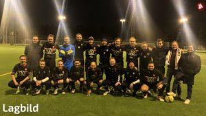 Matchrapport Stockholm Cup omgång 1.