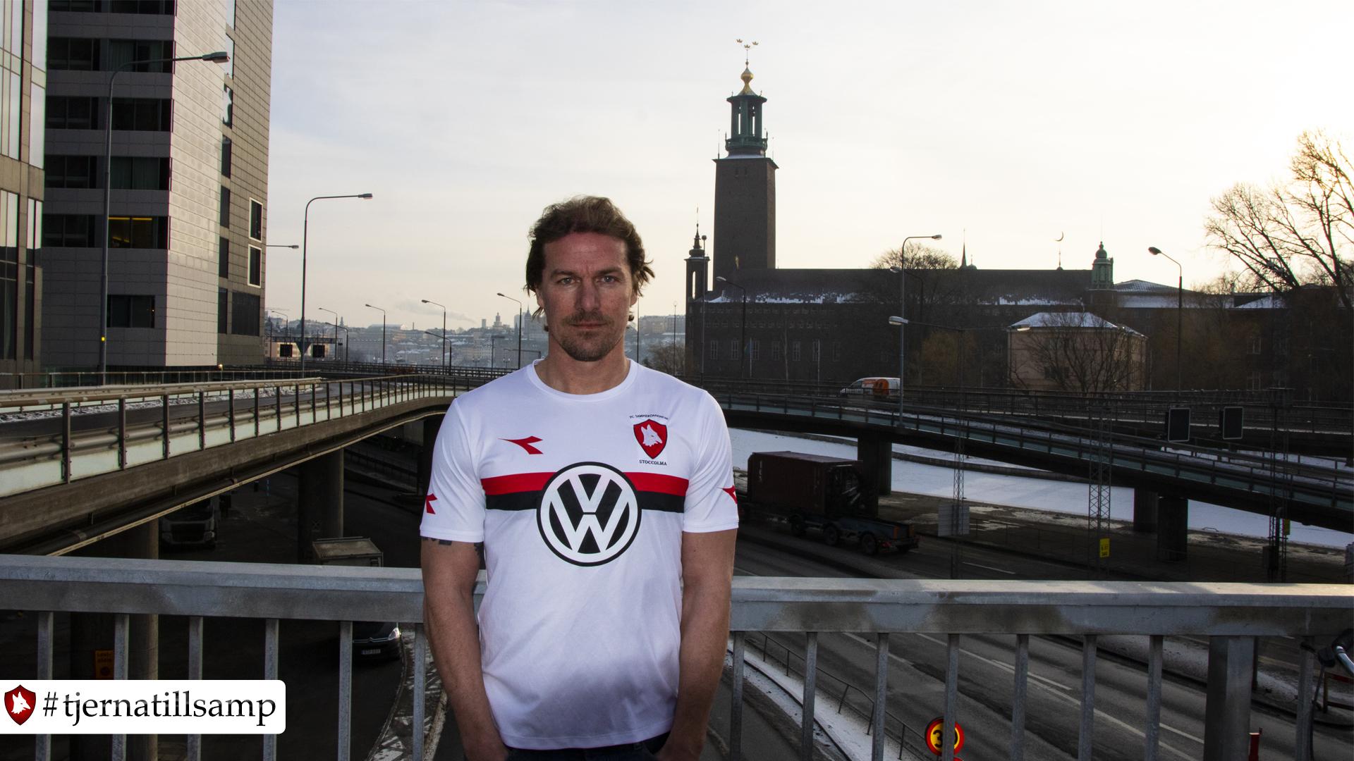AIK-profil till FC SAMPIERDARENESE STOCCOLMA