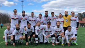 Omgång 1: FC Sampierdarenese vs Torstens Lärjungar BK